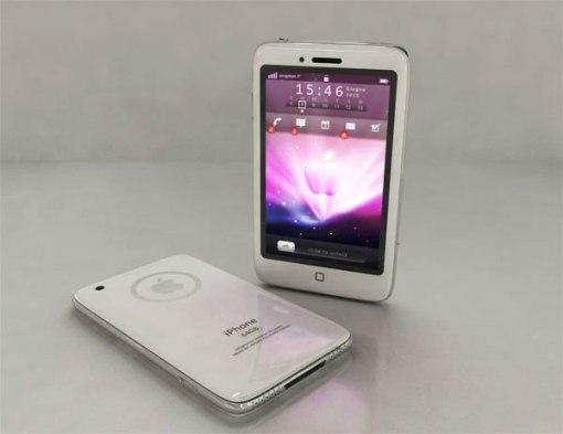 iPhone4G concept 0003 iPhone 4G: Il prossimo melafonino forse avrà uno schermo con risoluzione 960 x 640