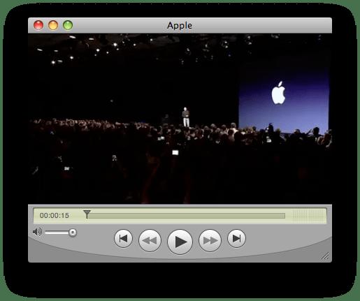 Picture 5 Godiamoci Steve Jobs che introduce il nuovo iPhone 4