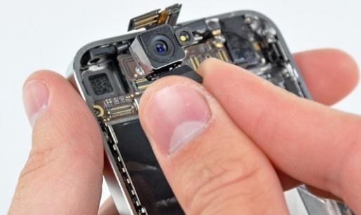 iPhone4 iFixit 002 iFixit mette al nudo il nuovo iPhone 4, confermati i 512 MB di ram e la batteria da 1420 mAH