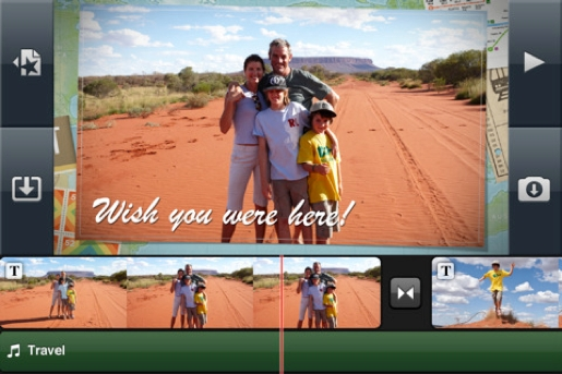 imovie iphone4 iMovie per iPhone 4 approda nellApp Store USA