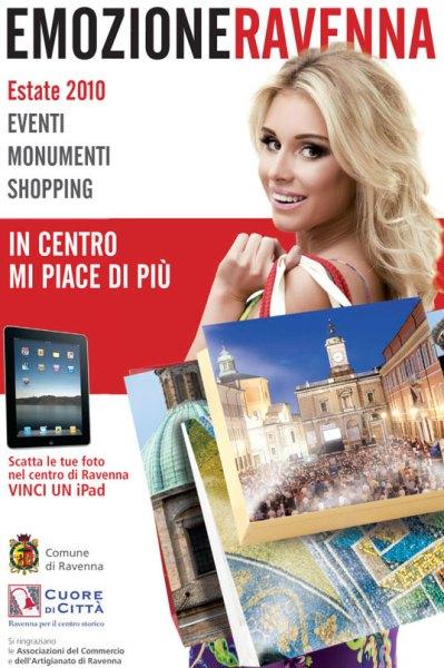 emozioneravenna 399x600 Scatta una foto a Ravenna e potresti vincere un iPad