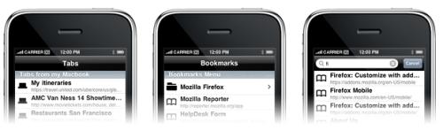 ff 500x156 Firefox Home, per controllare Firefox con liPhone