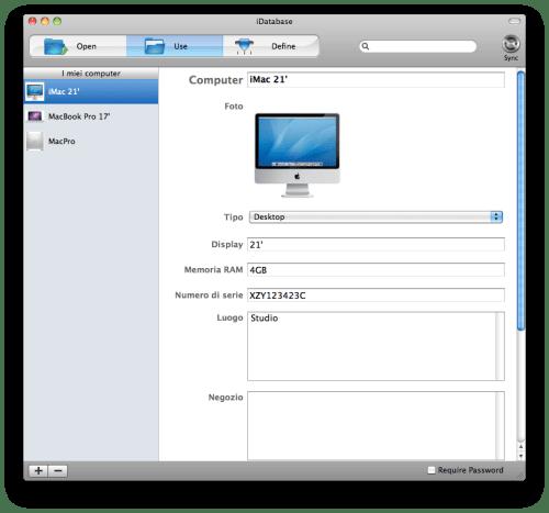 mac version internal beta01 500x467 In arrivo la versione Mac di iDatabase
