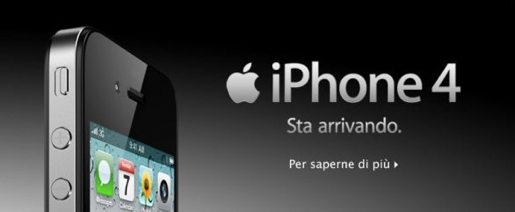 tim iphone 4 Tre e TIM annunciano larrivo delliPhone 4. E Vodafone?