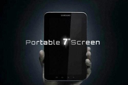Galaxy Tab 001 500x331 Samsung apre il sito dedicato al Galaxy Tab, il tablet sarà presentato il 2 settembre all'IFA di Berlino
