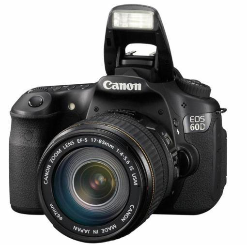 canon eos60d 0011 Canon presenta la nuova EOS 60D da 18 Megapixel e video Full HD a 1080p