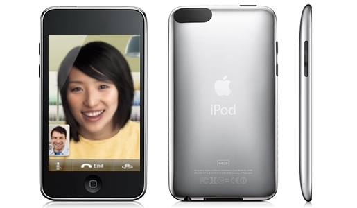ipod touch facetime iPod Touch, a breve con Retina Display e doppia fotocamera