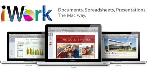 iwork update iWork 09, un nuovo aggiornamento permette di esportare i documenti di Pages in ePub