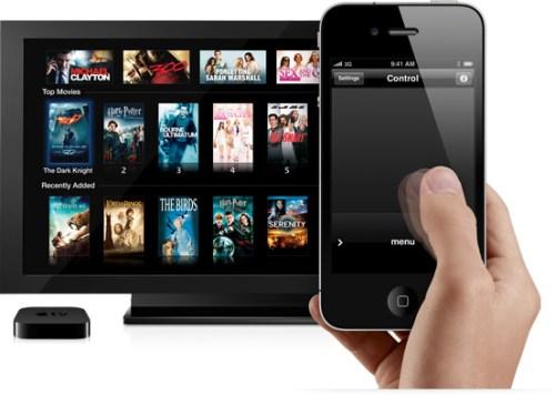 AppleTV 01.09 003 500x356 Presentata la nuova Apple TV, senza disco fisso con HDMI video in HD e processore Apple A4