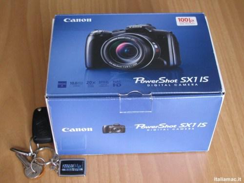 IMG 1775 500x375 Recensione Canon PowerShot SX1 IS: Compatta da 10 Megapixel con super zoom da 20x e video FULL HD
