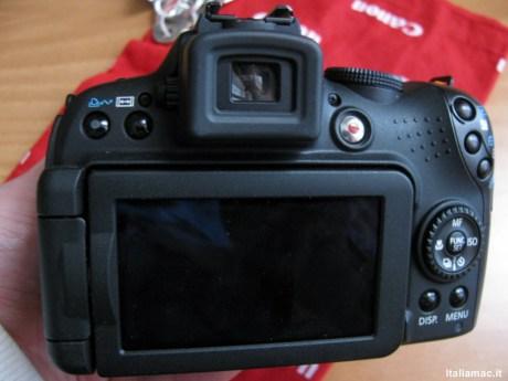 %name Recensione Canon PowerShot SX1 IS: Compatta da 10 Megapixel con super zoom da 20x e video FULL HD
