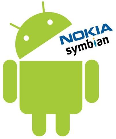 android vs symbian 001 Nokia: Tutti i produttori di smartphone che usano Android sono come i bambini finlandesi, che si fanno la pipì nei pantaloni per tenersi caldi durante linverno