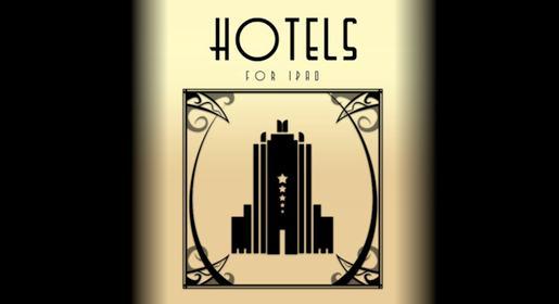 hotelipad1 Hotels for iPad, scegliere è diventato semplice.