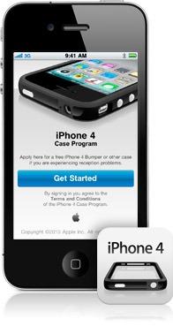 iPhone4 bumpers 001 Apple: Bumpers gratis solo fino al 30 settembre, dopo solo chi ha problemi dimostrabili potrà ottenerlo gratis