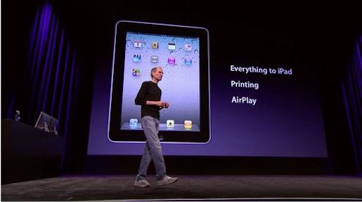 ios42 2 iOS 4.2, a Novembre saremo molto più Air.