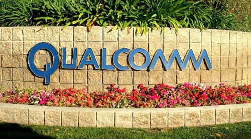 qualcomm logo 0001 Apple potrebbe scegliere Qualcomm per avere il prossimo iPhone 5 compatibile con tutte le reti mondiali