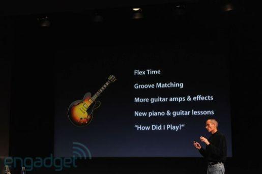 2010 10 20 garageband 8. iLife 11, ecco la nuova suite di Apple