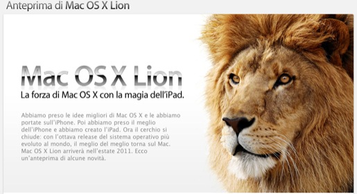 Lion 1 Mac App Store, Launchpad e Mission Control in Mac OS X Lion