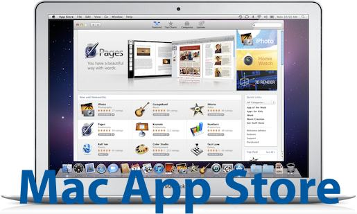 appstoreintro Mac App Store, si punta ad aumentare le vendite dei computer Apple.
