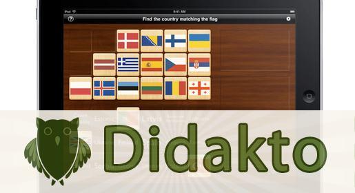 introdidakto Didakto e liPad diventa istruttivo per i nostri figli.