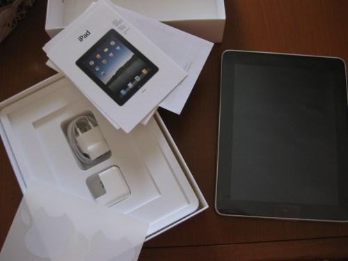 ipad2 500x375 iPad, lesperienza di unutente medio.