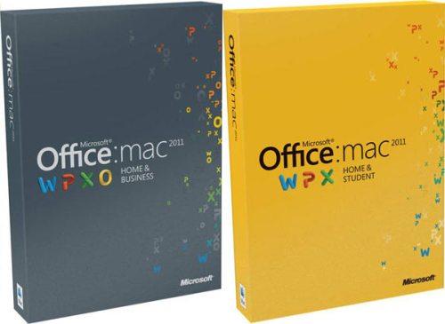 office2011 mac 001 500x365 Microsoft ha reso disponibile Office 2011 per sistemi Mac a partire a 99 Euro