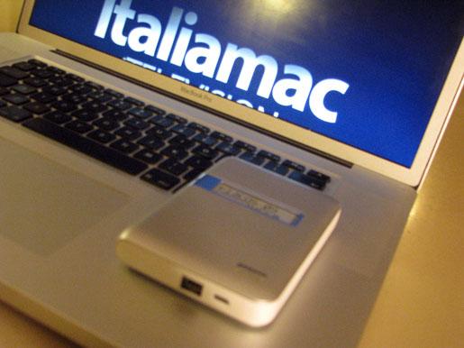 pass04 Recensione del disco rigido portatile My Passaport Studio di Western Digital