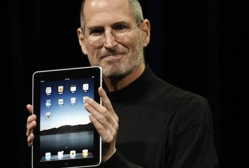 steve jobs ipad iPad, lesperienza di unutente medio.