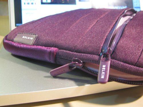 IMG 1486 500x375 Pleat Sleeve di Belkin: morbide pieghe per proteggere liPad