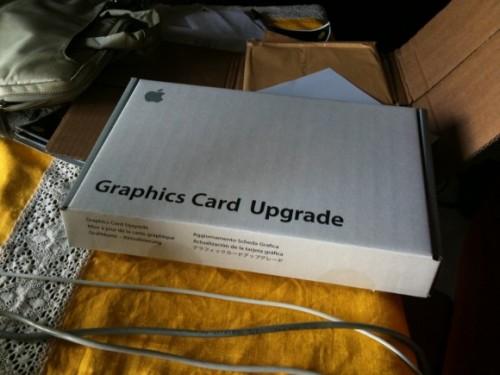 NVIDIA GeForce GT 120 001 500x375 Appletribu: La scheda grafica Nvidia GT 120 funziona senza problemi sul Mac Pro 2008