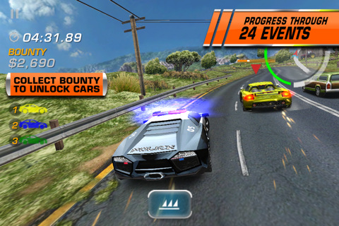 hotpursuit1 Need for Speed Hot Pursuit, Adrenalinico.