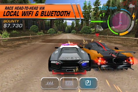 hotpursuit2 Need for Speed Hot Pursuit, Adrenalinico.
