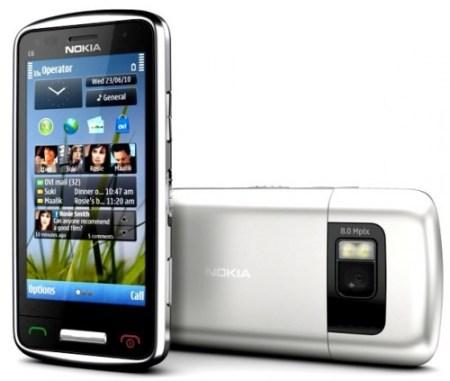 nokia c6 01 001 500x423 Nokia ha presentato C6–01, piccolo symbian con fotocamera da 8 MP e schermo AMOLED
