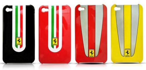 scuderia ferrari 500x242 Il Cavallino Rampante incontra iPhone e iPad con le nuove custodie Ferrari