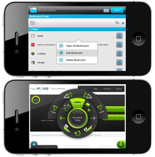 360 4 500x507 360 Web Browser: unalternativa originale e completa a Safari su iPhone