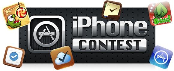 iphonecontest ll sito iPhoneContest.net mette in palio unapp per iPhone al giorno