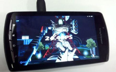 ps phone 001 Playstation Phone esiste già ed è in fase di test, il prodotto potrebbe arriva a marzo 2011
