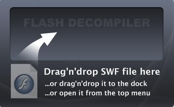 1 Flash Decompiler Trillix: recuperare i sorgenti FLA da documenti SWF in un batter docchio