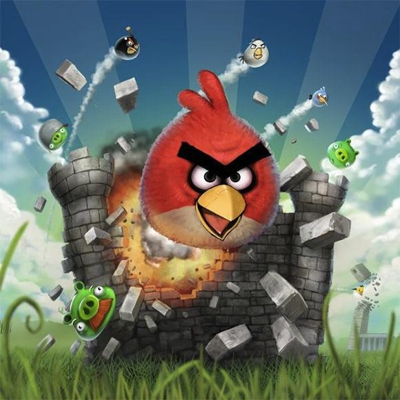 Angry Birds Mac App Store: Angry Birds per Mac già in prima posizione