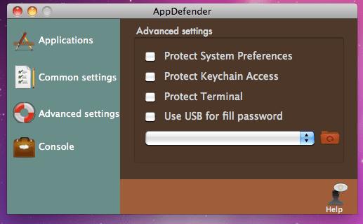 Schermata 2011 01 06 a 18.38.101 Proteggi le tue applicazioni con AppDefender