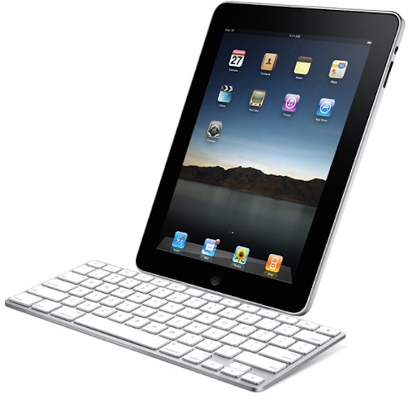 apple ipad keyboard dock iPad: i nuovi personal computer secondo Canalys