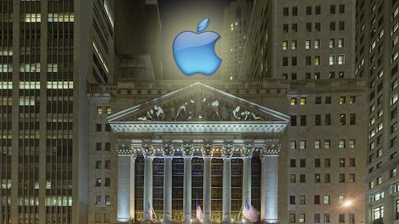 apple wall street Apple questoggi renderà pubblici i dati fiscali