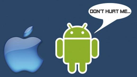 appleandroid Le vendite di Android hanno superato quelle di iPhone