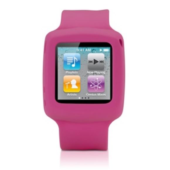cinturino ipod nano1 Apple Store: sono arrivati i cinturini iPod nano, ma solo per gli USA