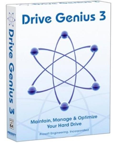 drive genius1 Macworld: Prosoft presenta laggiornamento di Drive Genius 3.1 con Live Defrag