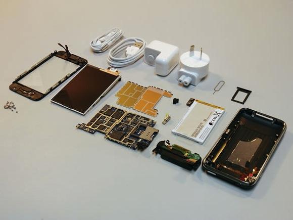 ifixit iPhone 5 in grado di connettersi a reti CDMA e GSM simultaneamente?