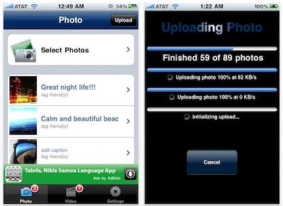 iLoader per iPhone