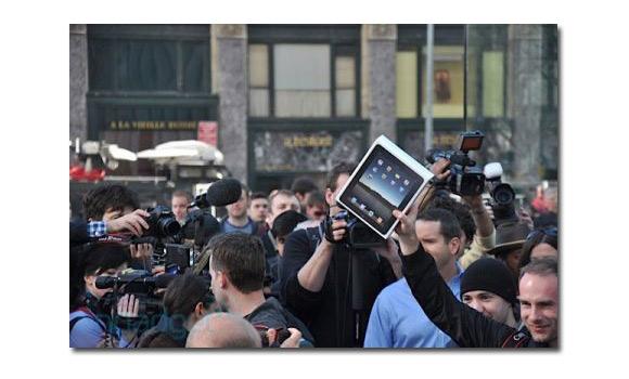 ipad2 iPad 2 probabilmente uscirà sul mercato USA il 2 o il 9 aprile