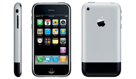 iphone 2g LiPhone oggi compie 4 anni