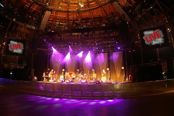 itunes stage 2 Apple annuncia liTunes Festival di Londra
